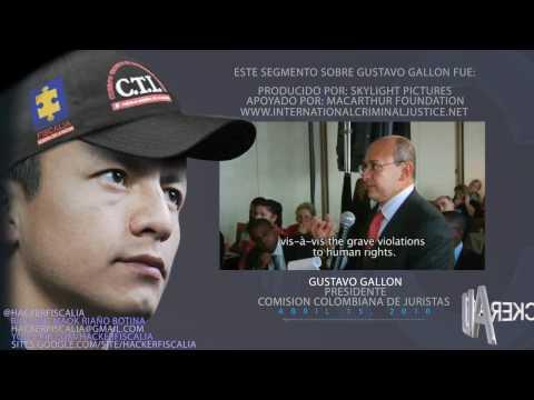 15 de 16 - Máxima Infiltración Paramilitar @hackerfiscalia lo denuncia