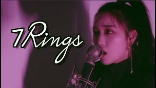 Ariana Grande - 7 Rings (covered by. Chuther)