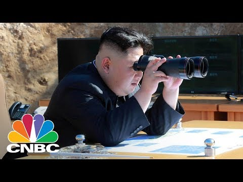 North Korea Fires Another Missile In Sea Near Japan: Reports | CNBC