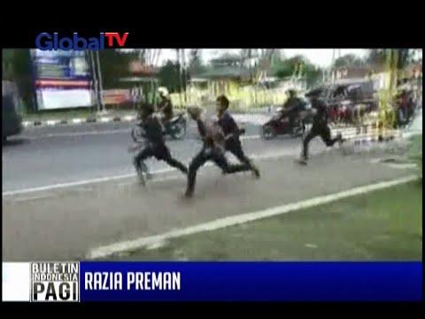 Razia preman, Anak Punk lari dikejar Satpol PP - BIP 16/08