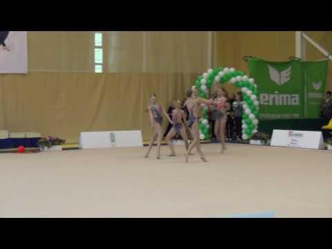 Lithuania junior group 10 clubs Dalia Kutkaite Cup 2016 1 katse