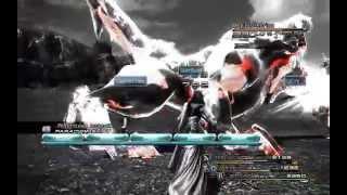 Final Fantasy XIII Sin City Shader