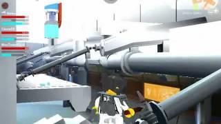 LEGO Universe - Nexus Tower Secret Area