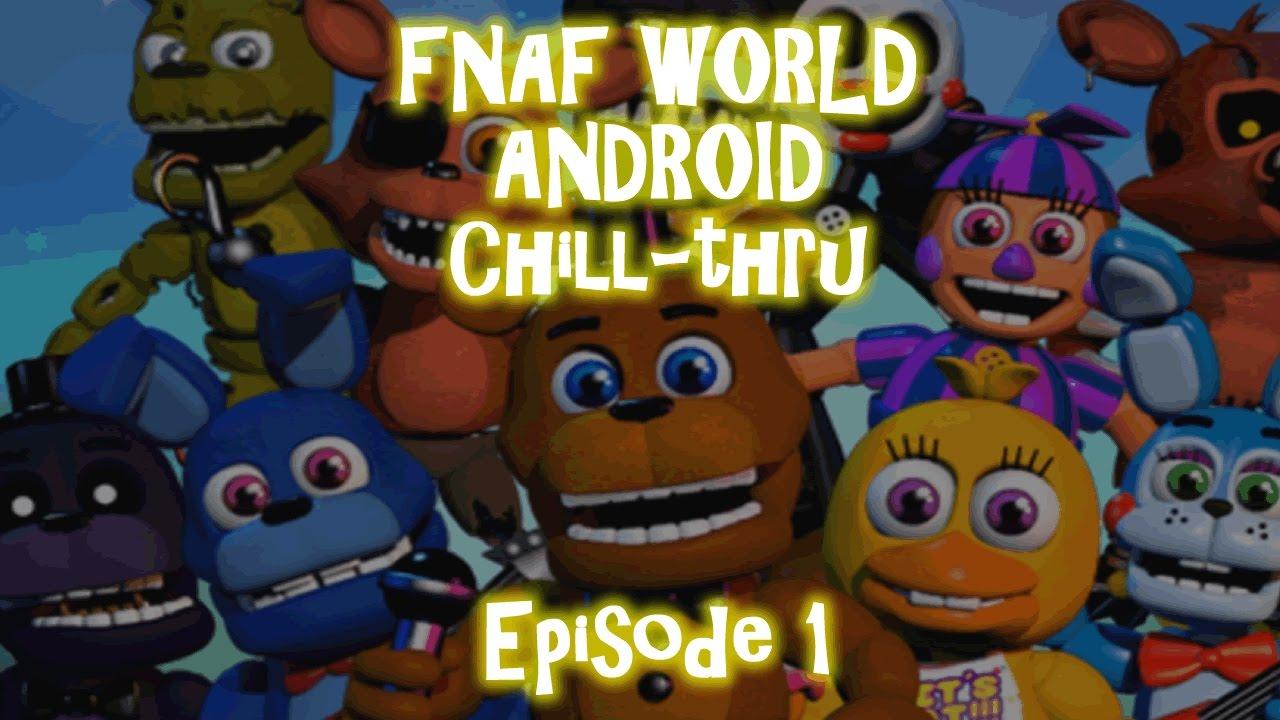 fnaf world apk android 1