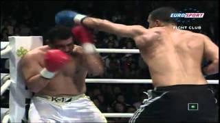 BADR HARI marroqui campeon mundial de kick boxing