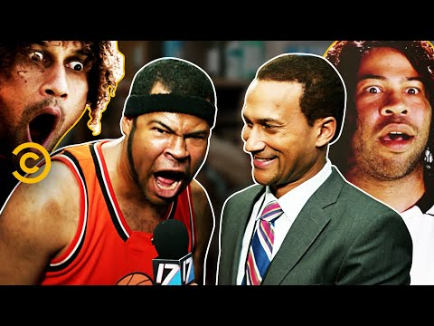 The Best Sports Sketches - Key & Peele| Sports