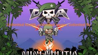 How to hack mini militia in any Android version(no root)( APK EDITOR)