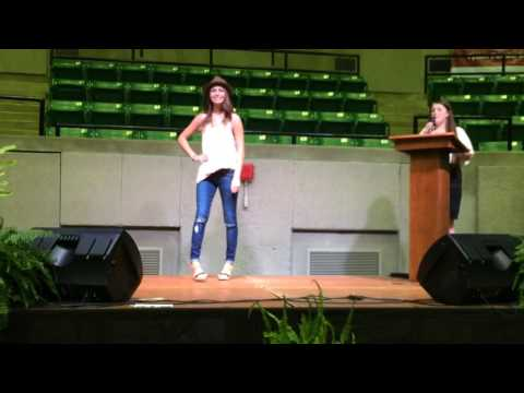 2016 River Valley Business Expo Fashion Show
