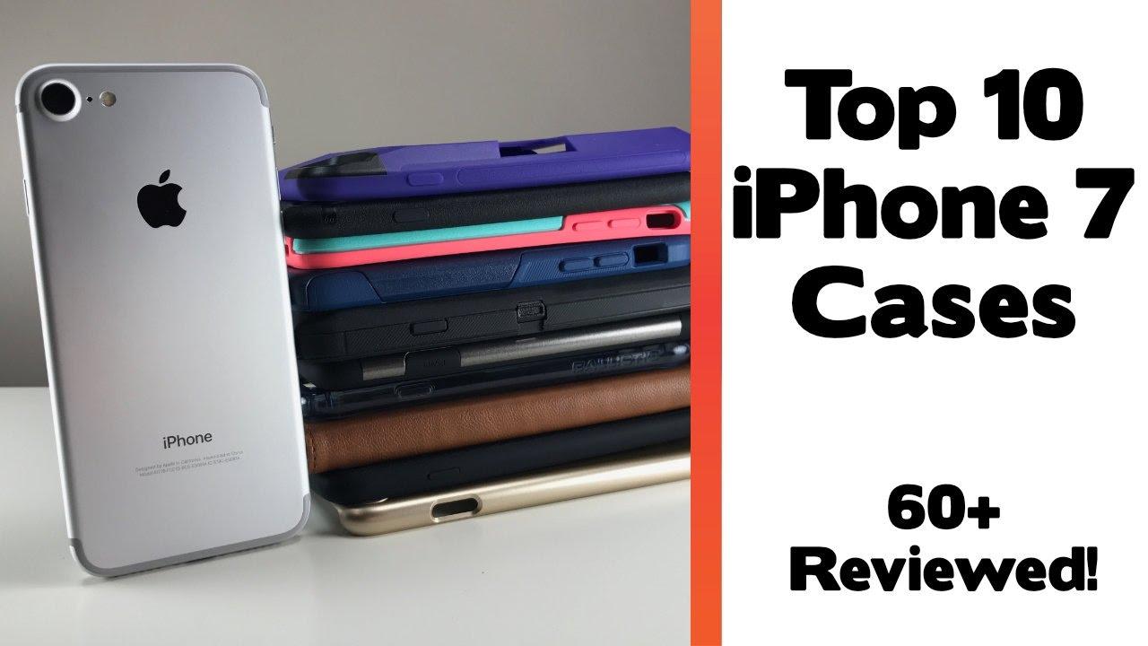 Top 10 Slim iPhone 7 Cases (Oct 2016)