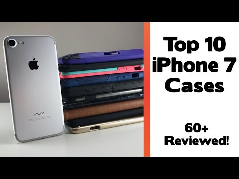 Top 10 Slim iPhone 7 Cases (Oct 2016)