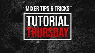 FL Studio 20 Mixer - FL Studio Mixer Tips for Better Workflow - Tutorial Thursday EP3