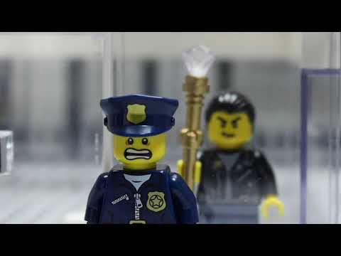 LEGO CITY PRISON BREAK