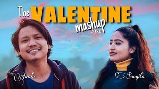 THE VALENTINE MASHUP 2020    10 SONGS 1 BEAT    JWALA X SANGITA