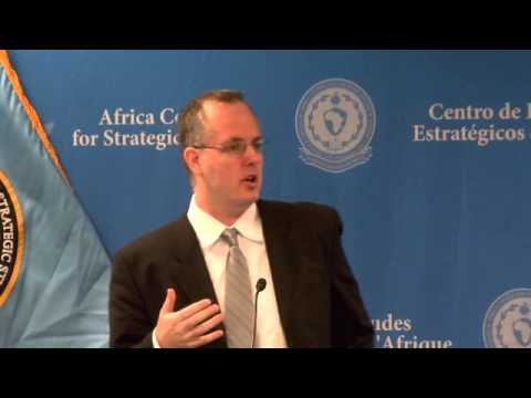 Africa's Evolving Security Landscape - Dr. Paul Williams