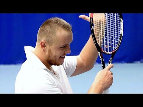 Tennisman en quarantaine