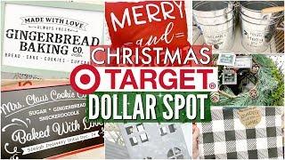 TARGET SHOP WITH ME // TARGET DOLLAR SPOT CHRISTMAS 2019