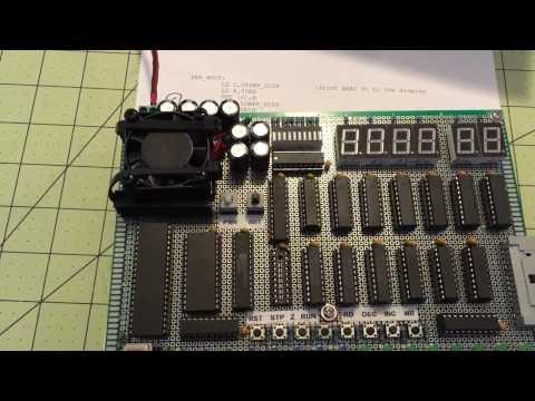 Homemade z80 Update #1.1 - Software