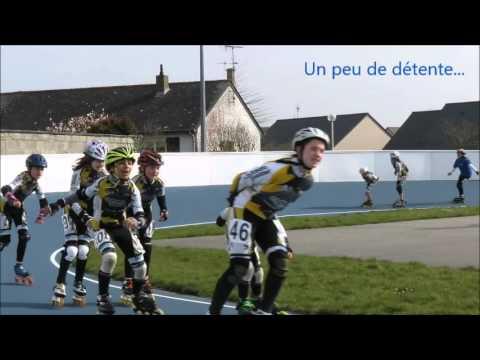 Roller Vitesse Championnat départemental de la Mayenne 2016