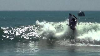 Jordy Smith - Hurley Pro Lower Trestles 2014 - CLICK HD !