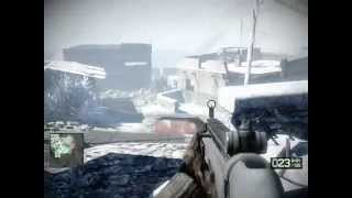 Battlefield Bad Company 2 Gameplay (300$ budget pc!)