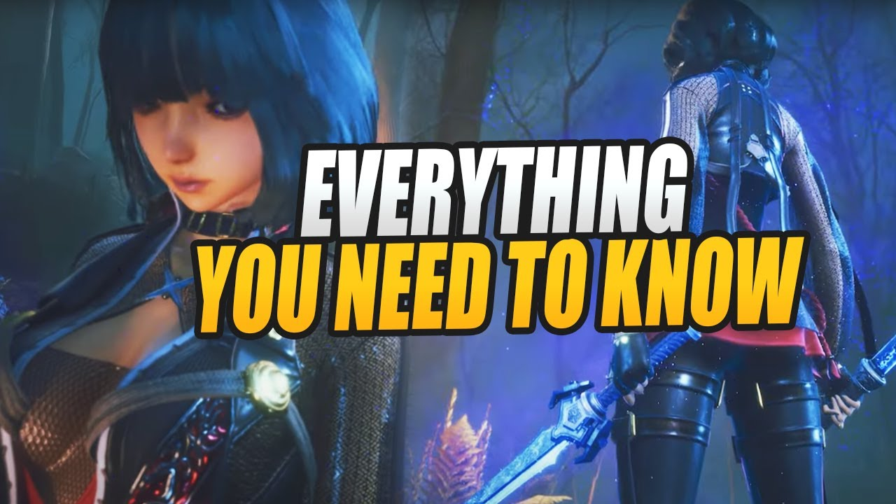 Blade & Soul Unreal Engine 4 Update - Everything You NEED to Know!