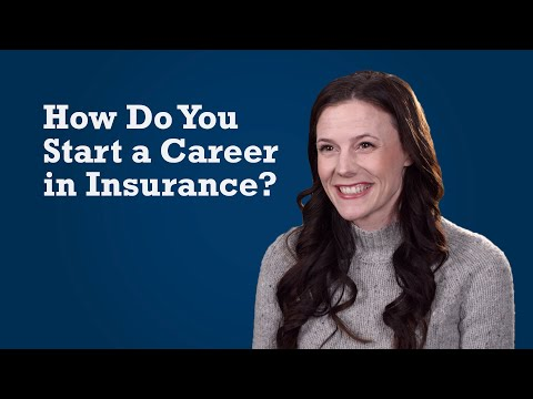 Great American Insurance Group - How Do You Start A Career In Insurance?
