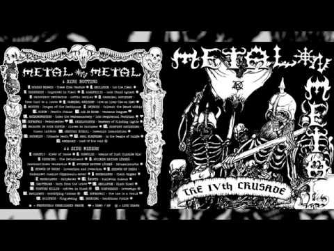 "V/A ""Metal on Metal - The IVth Crusade"" [Finnish Death Metal Compilation]"