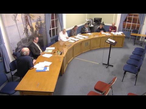 City of Plattsburgh, NY Meeting  10-19-17