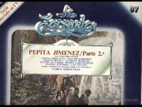 Albéniz - Sorozábal: Pepita Jiménez. 1967. Teresa Berganza - Julián Molina.