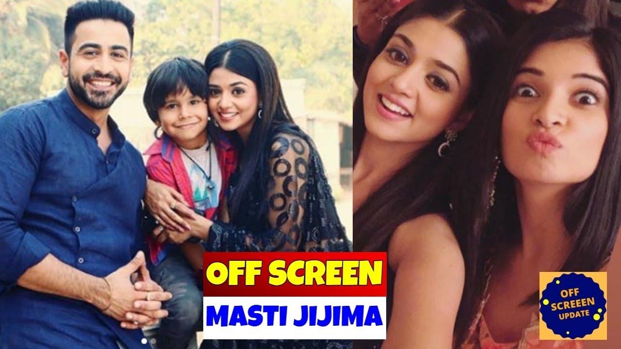 Jiji Maa serial actor latest offscreen masti 2019 Free