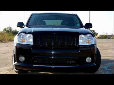 Urgent Sale  2006 Jeep Grand Cherokee 4WD SRT8  Low Price  YouTube