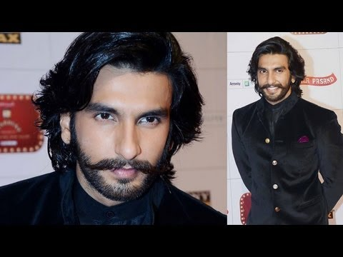 Ranveer Singh Flaunting Moustache And Beard YouTube