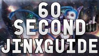 60 Second Jinx Guide