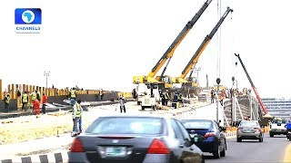 Construction Of MMA Airport Interchange, Other Projects Near Completion |Dateline Lagos|