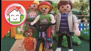 Playmobil Film deutsch Lena lernt Radfahren
