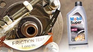 Mobil Super 2000 X1 10W40 Jak skutecznie olej chroni silnik?