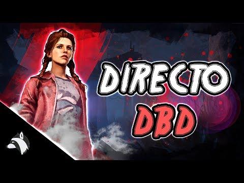 ⚠️ DIRECTO de DEAD BY DAYLIGHT 😂 - Resubido de TWITCH -  DBD PS4 PC XBOX
