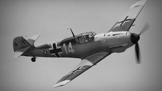 Samoloty wojskowe na świecie - Messerschmitt Bf 109