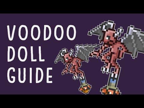 Terraria: Voodoo Doll Guide