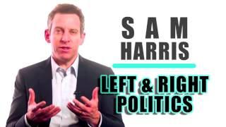 Sam Harris   Left & Right Wing Politics
