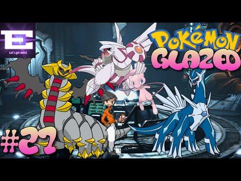 Defeating the Creation Trio! - Pokemon Glazed #27