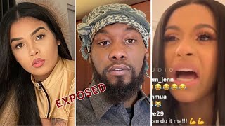 Offset's DM Exposed By IG Model And Says 'She Was The Cause Of Cardi B And Offset Divorce'