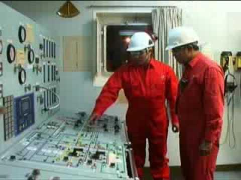 PREMIER OIL ANOA FPSO Control Room 1