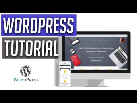 WordPress Statische Seite erstellen und Startseite/Blog festlegen | Tutorial | 2016 | [DEUTSCH/HD]