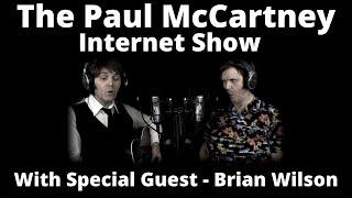 AMAZING!! - Paul McCartney Interviews Brian Wilson