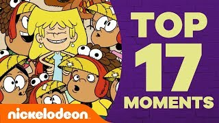The Loud House Thanksgiving Special 🦃 Top 17 Moments | #TryThis