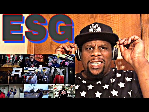 ESG - Southside Still Holding feat Bun B, Lil O, Lil Flip, Slim Thug & more Official Video Reaction