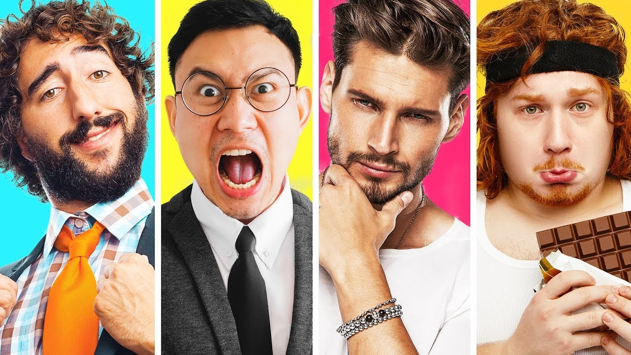What Type Of Guy Is for You? A True Personality Test
