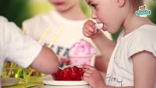 Set 3 kusy - Dětská taburetka KidStool Smoby 2v1 z