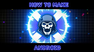 How To Make Logo Hypex Style In Android (Primex YT)
